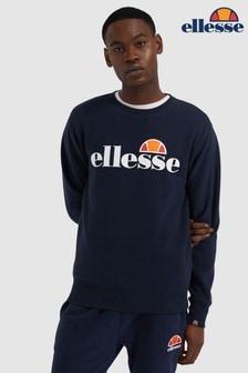 Ellesse Navy Succiso Sweatshirt
