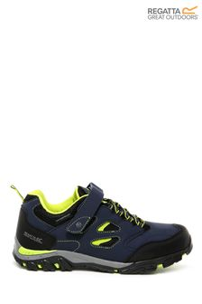 Regatta Holcombe IEP Junior Waterproof Walking Trainers