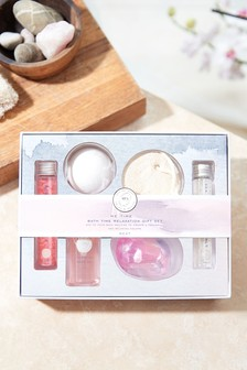 Bath Time Relaxation Gift Set
