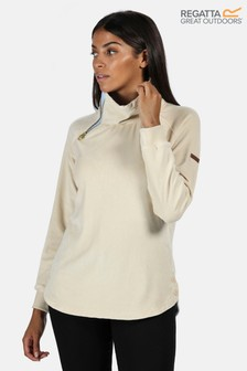 Regatta Cream Cliona Overhead Fleece