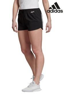 adidas D2M 3 Stripe Woven Shorts