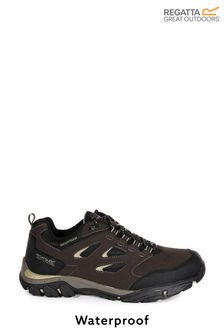 Regatta Holcombe IEP Low Waterproof Walking Trainers