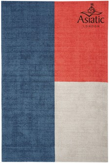 Blox Colourblock Rug by Asiatic Rugs