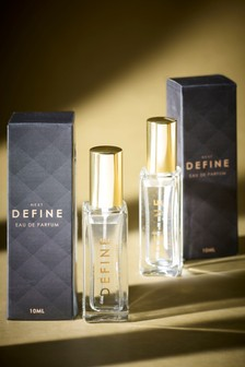Set of 2 Define 10ml Eau De Parfum