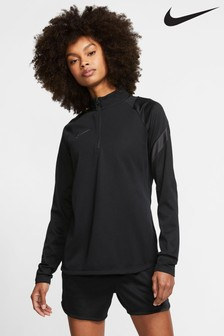 Nike Black Academy Pro Drill Top