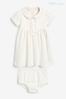 Ralph Lauren Pink Polo Dress