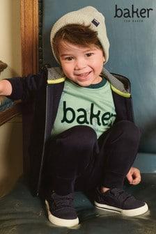 Baker by Ted Baker Boys Zip Through Hoody