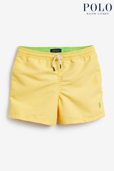 Ralph Lauren Yellow Swim Shorts