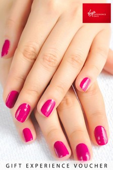 30 Minute Jessica Manicure At A Spirit Health Club by Virgin Gift Experience