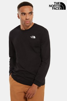 The North Face® Long Sleeve Simple Dome T-Shirt