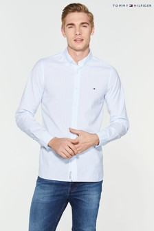 Tommy Hilfiger Slim Fit Soft Striped Shirt