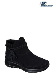 Skechers® Black On-The-Go Joy Allure Boots