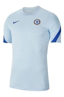 Nike Light Blue Chelsea FC Strike T-Shirt