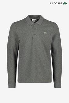 Lacoste® DH2883 Long Sleeve Poloshirt