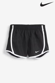 Nike Little Kids Black Tempo Shorts