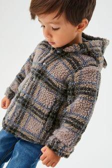 Fleece Jacket With Ears (3mths-7yrs)