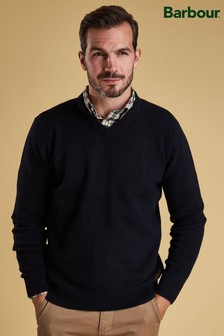 Barbour® Nelson Essential V-Neck Sweater