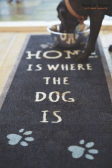 Howler & Scratch Home Slogan Washable Runner