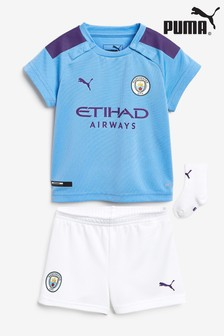 Puma® Manchester City 19/20 Baby Kit