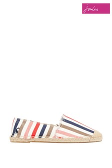 Joules Shelbury Espadrilles with Embroided Details
