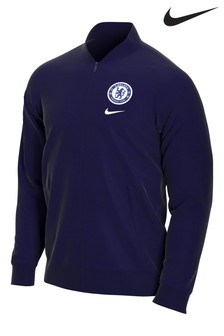 Nike Navy Chelsea FC Track Top