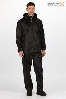 Regatta Packaway Waterproof Jacket & Trouser Set