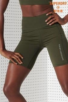 Superdry Training Mesh Tight Shorts