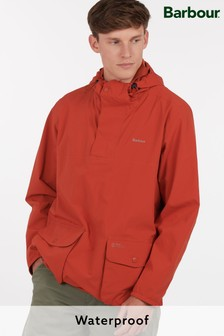 Barbour® Orange Cragside Waterproof Jacket