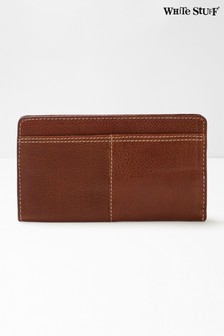 White Stuff Brown Issy Eco Leather Purse