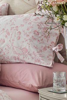 Set of 2 Laura Ashley Aria Pillowcases