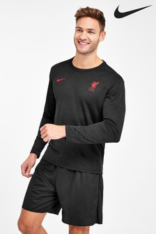 Nike Black Liverpool Superset Top
