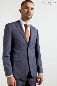 Ted Baker Renaldj Checked Suit Jacket