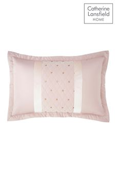 Set of 2 Sequin Cluster Pillowcases by Catherine Lansfield