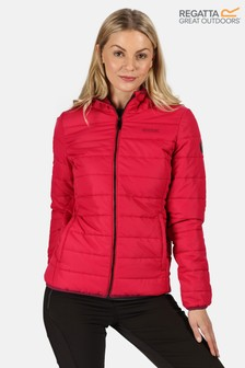 Regatta Pink Women's Helfa Baffle Jacket