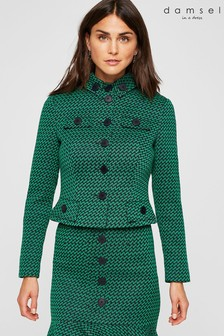 Damsel In A Dress Sabri Tweed Jacket