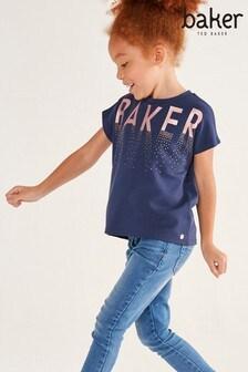 Baker by Ted Baker Logo Top