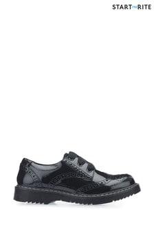Start-Rite Impulsive Black Patent Leather Shoes