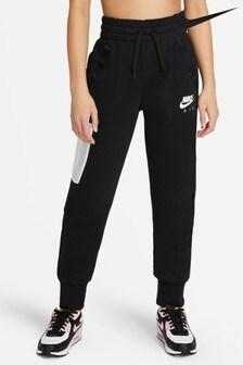 Nike Air Black Joggers