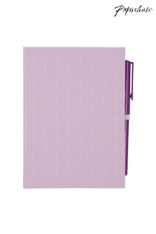 Paperchase Beautility A6 Multi List Book with Pen
