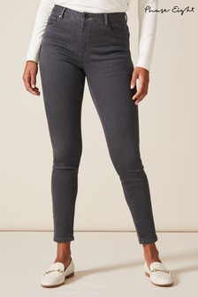 Phase Eight Grey Abby Jeans