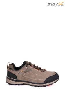 Regatta Samaris Suede Low Waterproof Walking Shoes