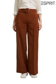 Esprit Brown Women's Culottes