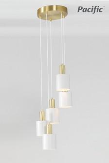 Pacific Lifestyle Biba 5 Drop Light Pendant