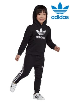 adidas Originals Little Kids Hoodie Set