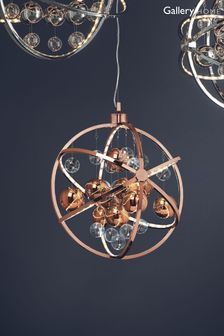 Gallery Direct Copper Moory Pendant