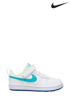 Nike Court Borough Junior Trainers