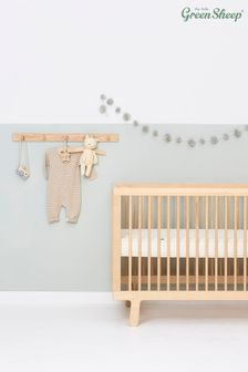 The Little Green Sheep Natural Twist Cot Mattress