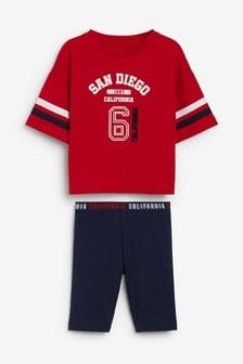 San Diego Short Pyjamas (3-16yrs)