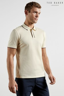 Ted Baker Chips Textured Polo