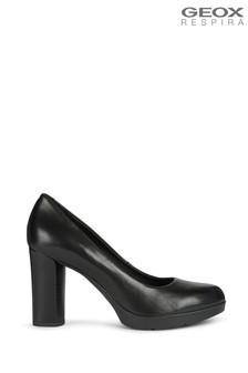 Geox Women's Anylla Black Shoes